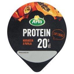 Protein Serek wysokobiałkowy marakuja & papaja