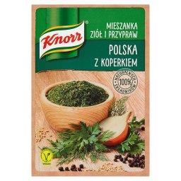 Mieszanka ziół i przypraw polska z koperkiem