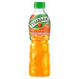 Napój pomarańcza brzoskwinia