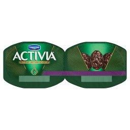 Activia Suszona śliwka Jogurt 240 g (2 sztuki)
