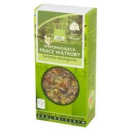 Wspomagająca pracę wątroby Herbatka ekologiczna