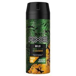 Wild Green Mojito & Cedarwood Dezodorant w aerozolu dla mężczyzn