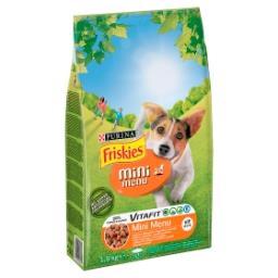 Vitafit Mini Menu Karma dla psów z kurczakiem i warzywami