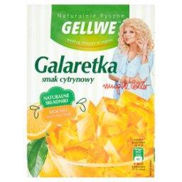 Naturalnie Pyszne Galaretka smak cytrynowy
