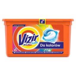 Color Kapsułki do prania, działanie Allin1, 38 prań