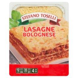 Lazania po bolońsku