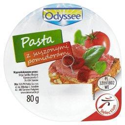 Pasta z suszonymi pomidorami