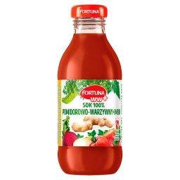 WW+ Sok 100% pomidorowo-warzywny + imbir