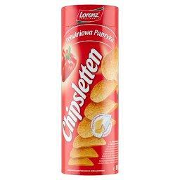 Południowa papryka Chipsy ziemniaczane