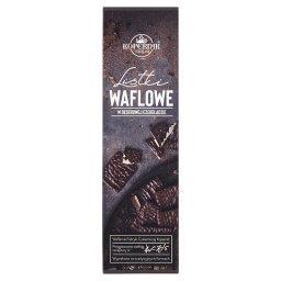 Z serca fabryki Listki waflowe w deserowej czekoladzie