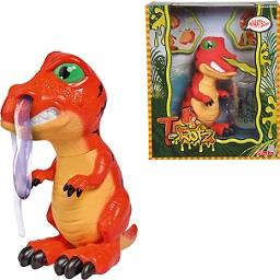 Dinossauro com muco