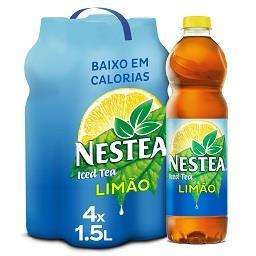 Iced tea de limão