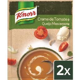 Sopa 100% de tomate
