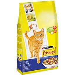 Alimento Seco p/ Gato Atum/Vegetais