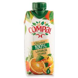 Sumo 100% fresh laranja