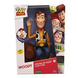 Woody com voz