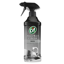 Spray limpa inox