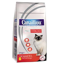 Alimento seco para gato pro esterilizado