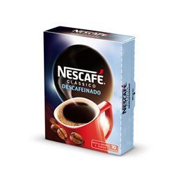 Café solúvel sem cafeína