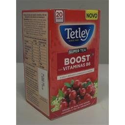 Super tea boost com vitamina b6