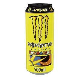 Bebida energética rossi