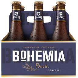 Cerveja bohemia bock