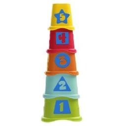 Stacking cups 2 em 1