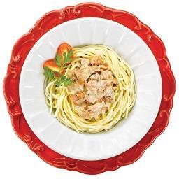 Esparguete à Carbonara