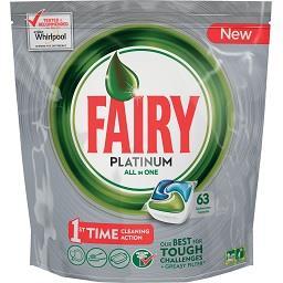 Detergente pastilhas p/ Máquina Loiça Platinum