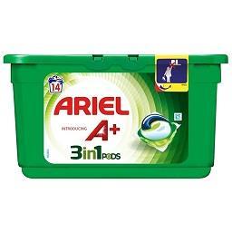 Detergente em Cápsulas p/ Máquina de Lavar Roupa 3 e...