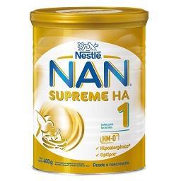 Nan supreme leite inf. hipoalergénico hmo 400g