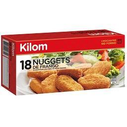 Nuggetes de frango