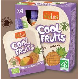 Cool fruits maçã/manga/ananás