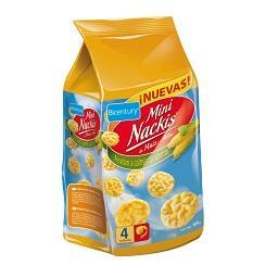 Mini nackis de milho