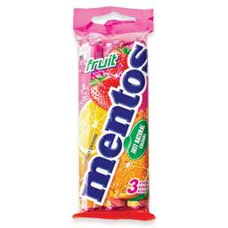 Caramelos de fruta, tripack