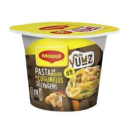 Maggi so yumz pasta mollho cogumelos selvagens cup8x...