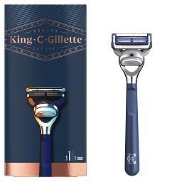 Máquina King Barbear Pescoço