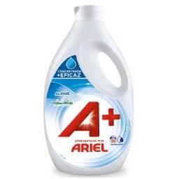 Detergente líquido máquina lavar roupa alpine A+
