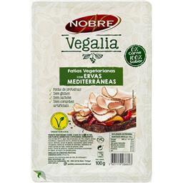 Fat ervas med gas 8x100g nb vegalia
