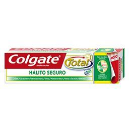 Dentífrico total hálito seguro