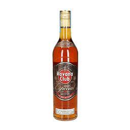 Rum anejo especial