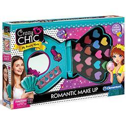 Crazy Chic Romantic Make Up