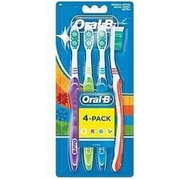 Escova de Dentes 1-2-3 Shiny Clean