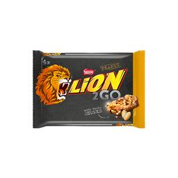 Lion 2go bar peanut utzmbal16(4x33g)n1xe