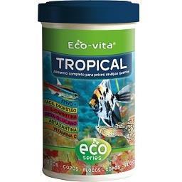 Alimento para peixes, tropical