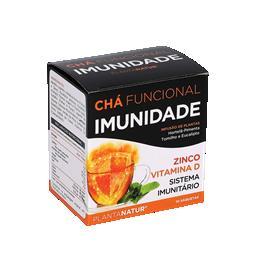 Plantanatur chá imunidade