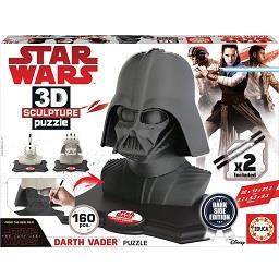 Puzzle 3D Darth Vader