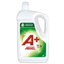 Detergente líquido máquina de lavar roupa optimal A+