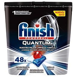 Detergente máquina de lavar loiça Quantum Ultimate r...