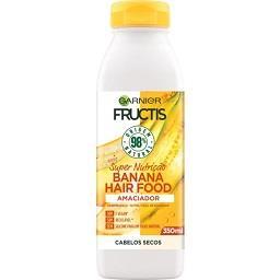 Condicionador super nutrição de banana cabelos secos